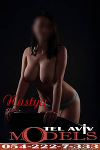 Nastya Escorts in Tel Aviv