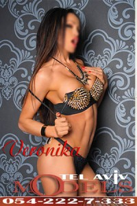 Veronika escort in tel aviv