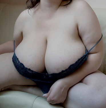 Just some picture I found that somewhat reminds me of the size of her boobs.